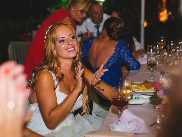 La boda de Dani y Patri en Velez Malaga, Málaga 59