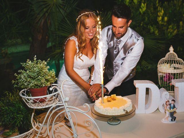 La boda de Dani y Patri en Velez Malaga, Málaga 60