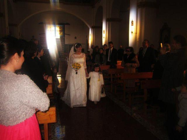La boda de Jose Antonio y Fabiola en Alhaurin De La Torre, Málaga 2
