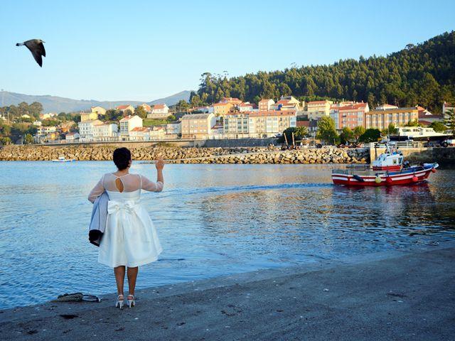 La boda de Marcos y Lorena en Santiago De Compostela, A Coruña 30