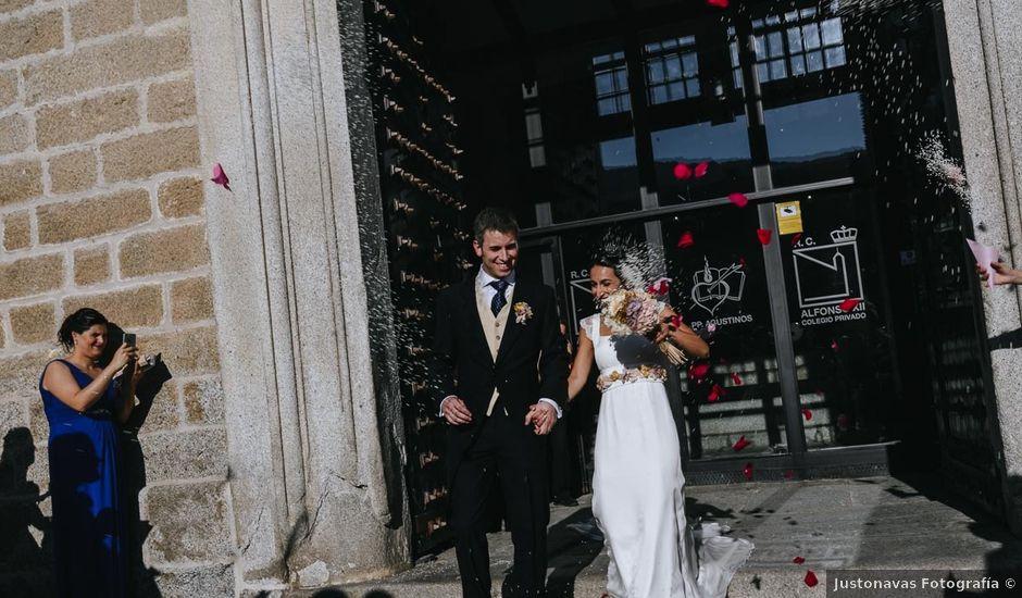 La boda de Sergio y Ceci en Valdemorillo, Madrid