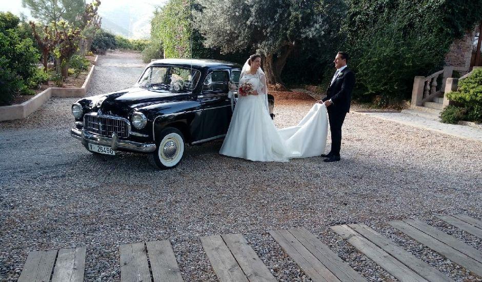 La boda de Vicente y Andrea en La Vall D'uixó, Castellón