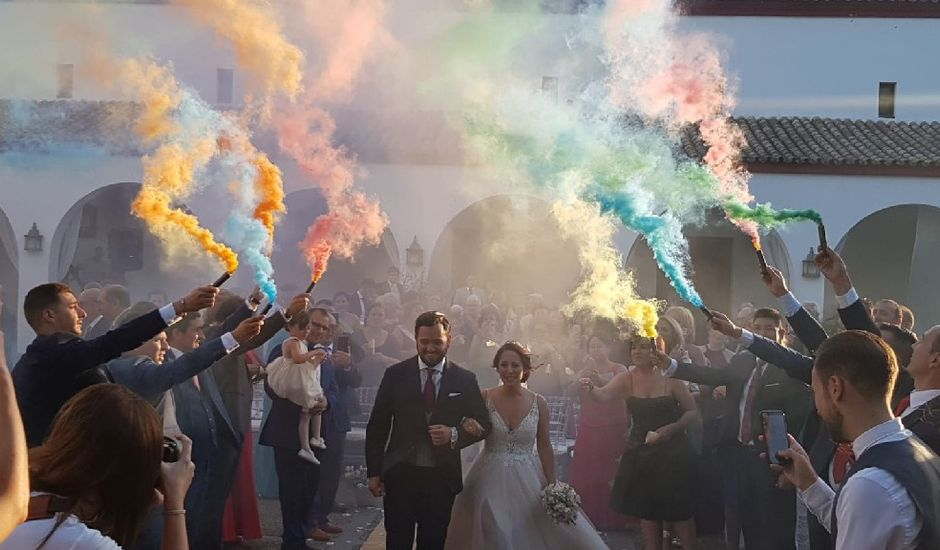 La boda de Noelia y Alejandro en Tomares, Sevilla