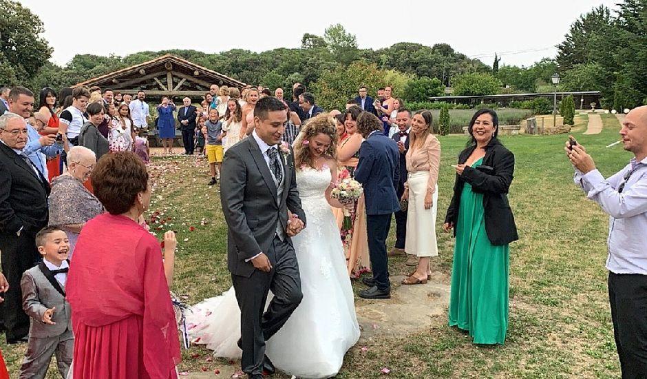 La boda de Raul y Eli  en Castellterçol, Barcelona