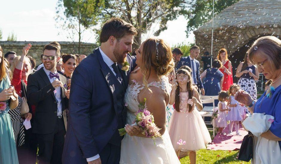 La boda de Toni y Tamara  en Sallent, Barcelona