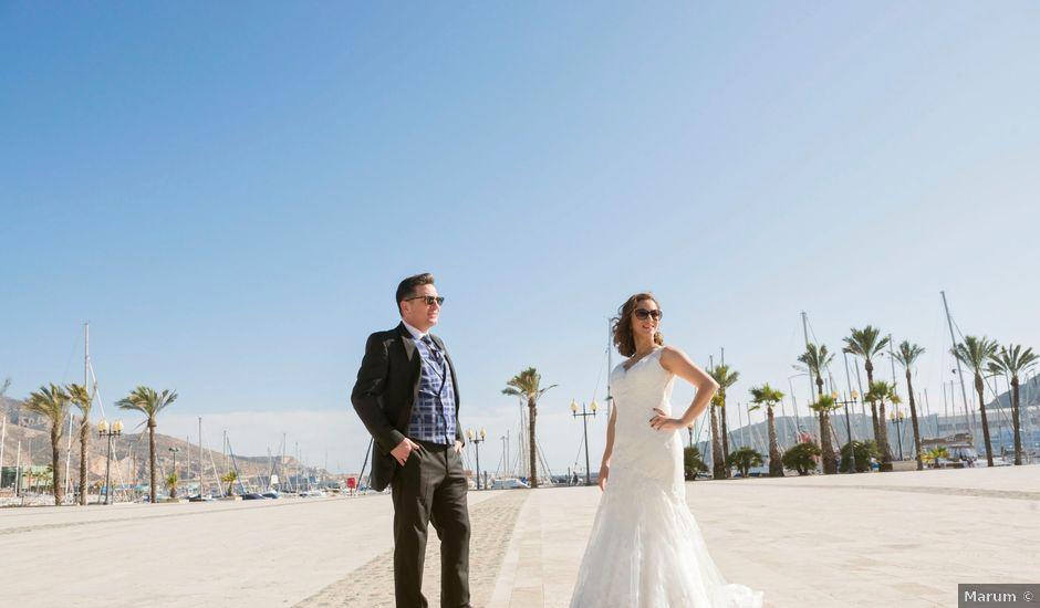 La boda de Raúl y Faby en Alacant/alicante, Alicante