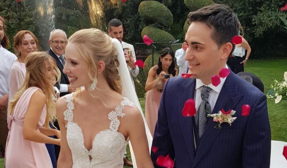La boda de Edu y Anabel en Sant Fost De Campsentelles, Barcelona