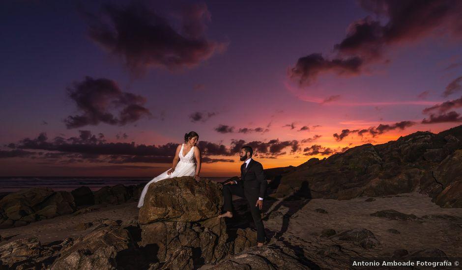 La boda de Pamela y Adonis en Abegondo, A Coruña