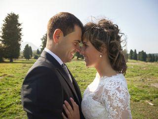 La boda de Amaia y Xabi