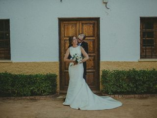 La boda de Montserrat  y Vicente