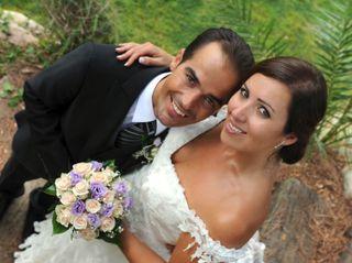 La boda de Vanessa y Albert