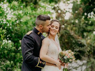 La boda de Miguel y Maribel