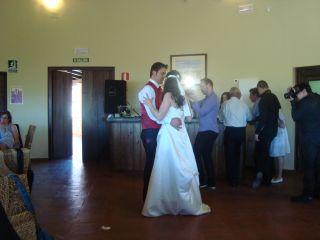 La boda de Rocío y Marian
