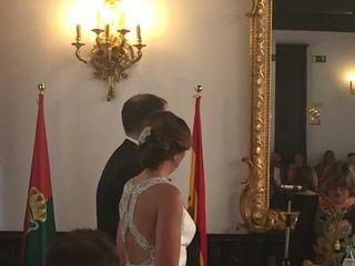 La boda de Montserrat  y Vicente  1