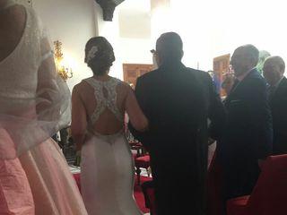 La boda de Montserrat  y Vicente  2