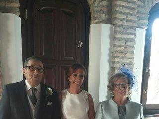 La boda de Montserrat  y Vicente  3