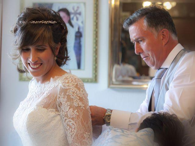La boda de Xabi y Amaia en Muskiz, Vizcaya 16
