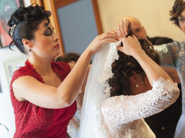 La boda de Xabi y Amaia en Muskiz, Vizcaya 17