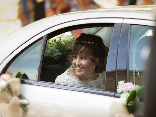 La boda de Xabi y Amaia en Muskiz, Vizcaya 26
