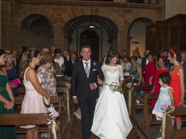La boda de Xabi y Amaia en Larrabetzu, Vizcaya 27