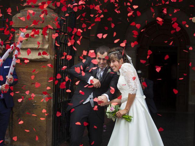 La boda de Xabi y Amaia en Larrabetzu, Vizcaya 30