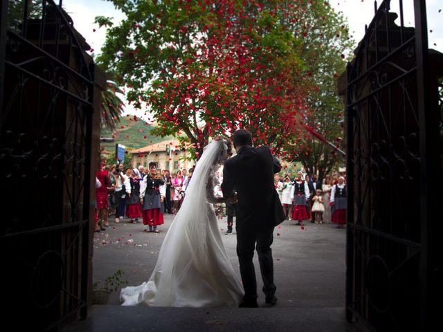 La boda de Xabi y Amaia en Larrabetzu, Vizcaya 31