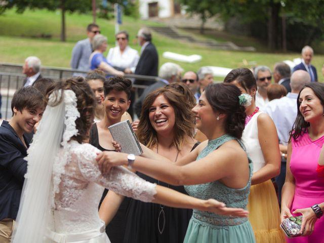 La boda de Xabi y Amaia en Larrabetzu, Vizcaya 36