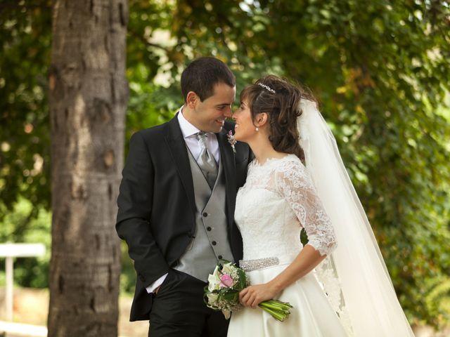 La boda de Xabi y Amaia en Larrabetzu, Vizcaya 37