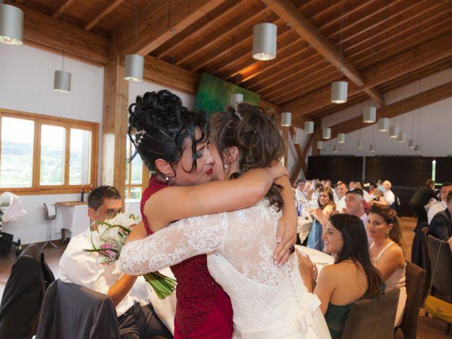 La boda de Xabi y Amaia en Larrabetzu, Vizcaya 41