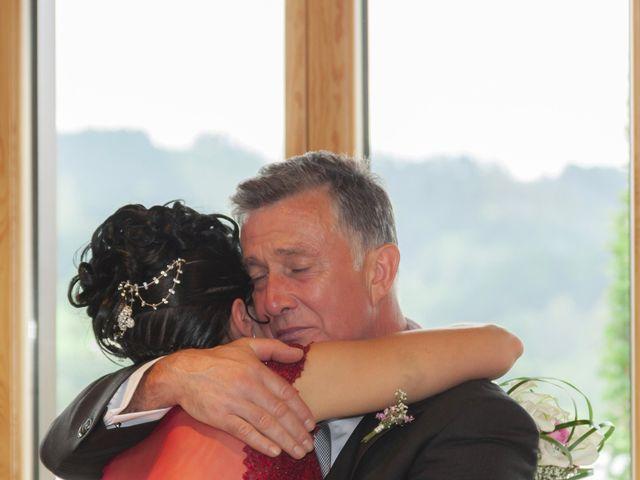 La boda de Xabi y Amaia en Muskiz, Vizcaya 42
