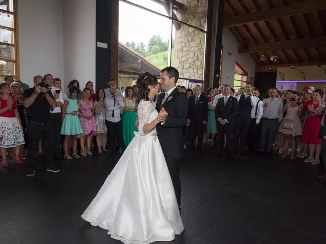 La boda de Xabi y Amaia en Larrabetzu, Vizcaya 45