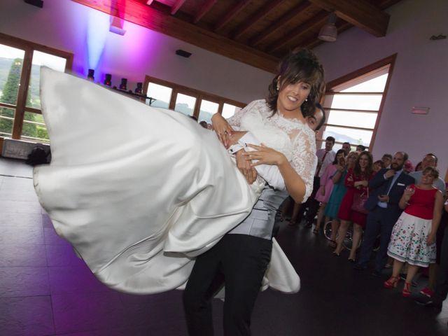 La boda de Xabi y Amaia en Larrabetzu, Vizcaya 46