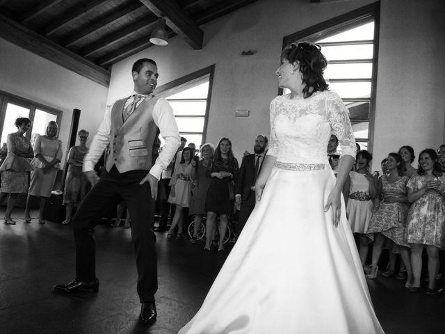 La boda de Xabi y Amaia en Larrabetzu, Vizcaya 48