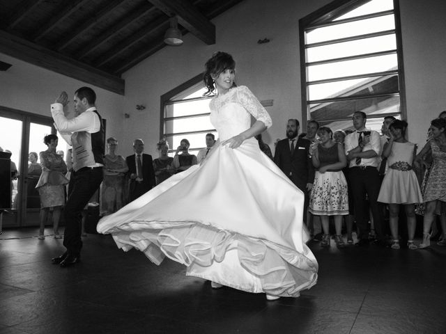 La boda de Xabi y Amaia en Larrabetzu, Vizcaya 49
