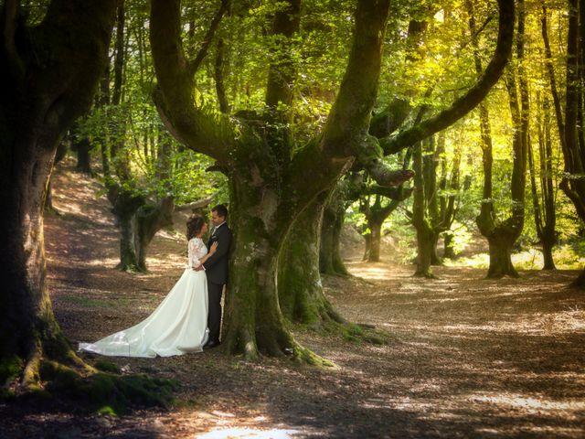 La boda de Xabi y Amaia en Larrabetzu, Vizcaya 50