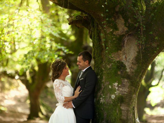 La boda de Xabi y Amaia en Larrabetzu, Vizcaya 51