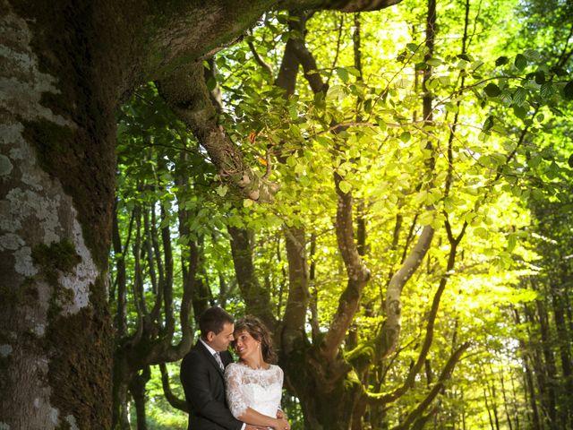 La boda de Xabi y Amaia en Muskiz, Vizcaya 58