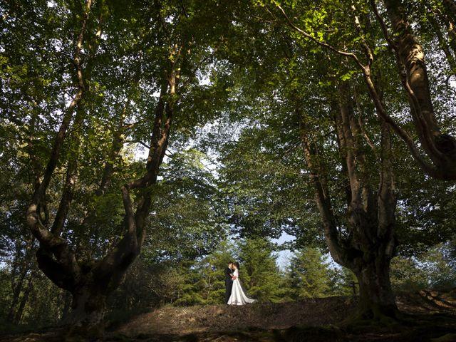 La boda de Xabi y Amaia en Larrabetzu, Vizcaya 59
