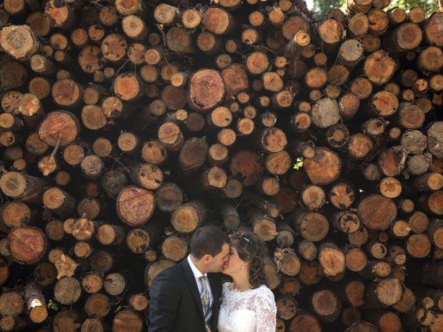 La boda de Xabi y Amaia en Muskiz, Vizcaya 61