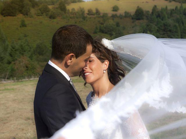 La boda de Xabi y Amaia en Larrabetzu, Vizcaya 62