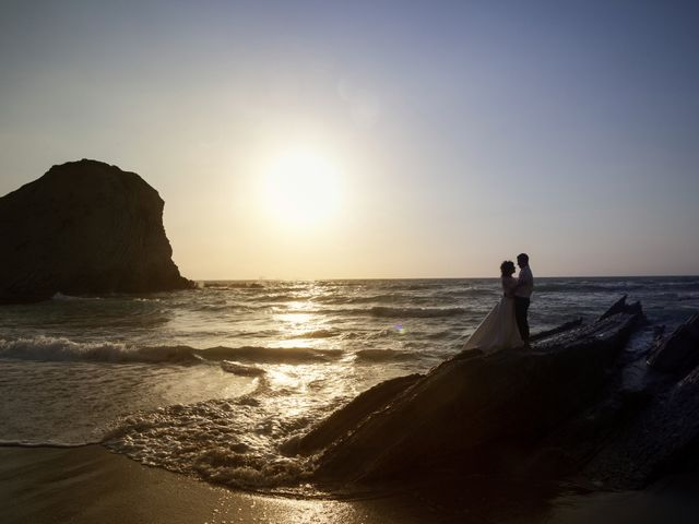 La boda de Xabi y Amaia en Muskiz, Vizcaya 64