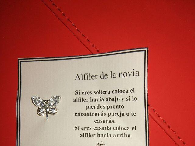 La boda de David  y Natalia   en Ocaña, Almería 6