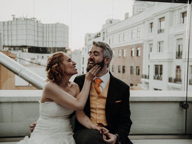 La boda de Raúl y Natalia en Madrid, Madrid 3
