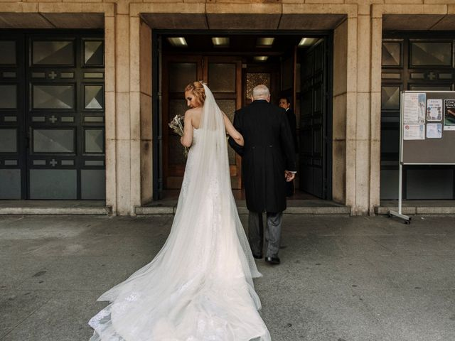 La boda de Raúl y Natalia en Madrid, Madrid 6
