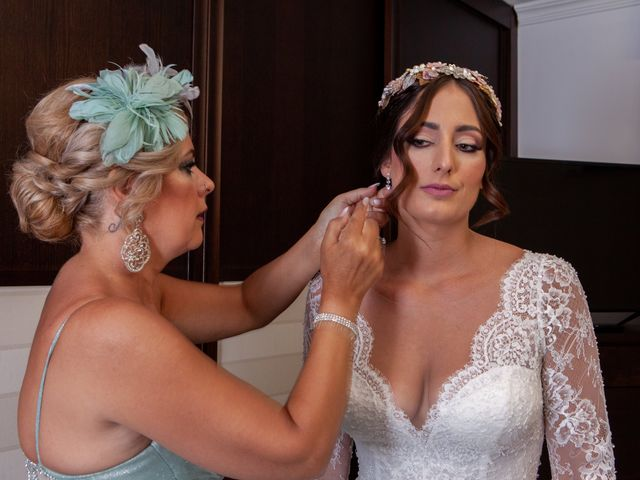 La boda de Raquel y Fran en Arenas, Málaga 3