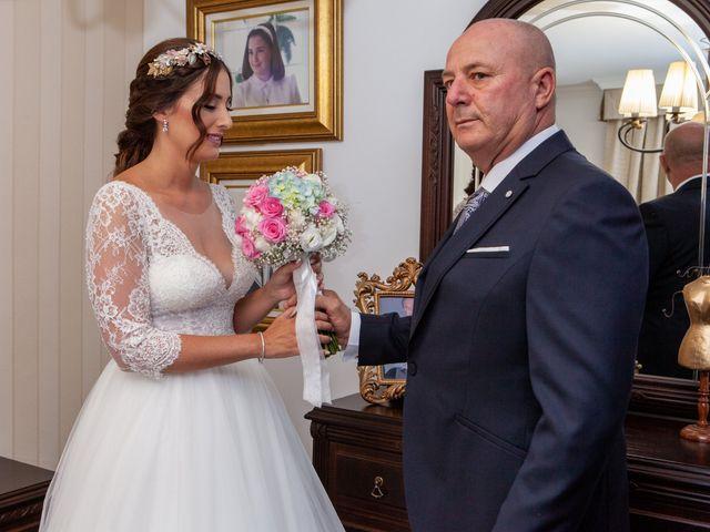 La boda de Raquel y Fran en Arenas, Málaga 4
