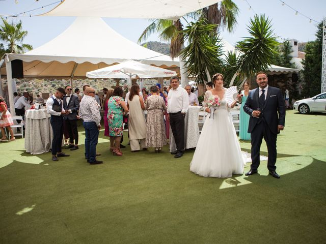 La boda de Raquel y Fran en Arenas, Málaga 5