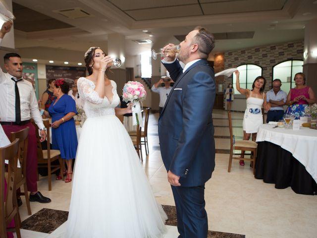 La boda de Raquel y Fran en Arenas, Málaga 6