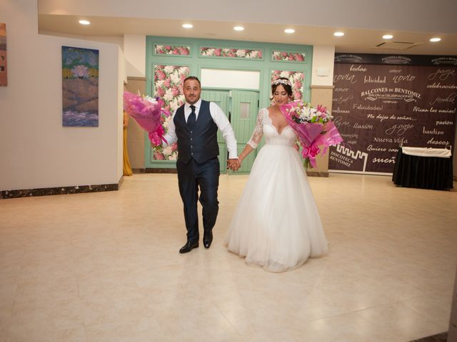 La boda de Raquel y Fran en Arenas, Málaga 8