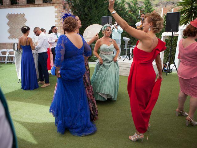 La boda de Raquel y Fran en Arenas, Málaga 9